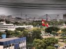 Vista do centro revela necessidade de se repensar a paisagem urbana em Floripa. Foto: Olympus Photography by Mássimo