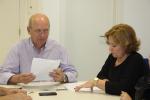 Entrega de documento para o candidato Paulo Bauer