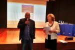 Luiz Alberto e Anita Pires
