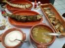 Pratos da culinária tradicional Catarinense tem receitas validadas no Projeto Saberes e Sabores de SC