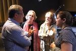 Prefeito de Belém, Zenaldo Coutinho; Anita Pires; Denise Dax, diretora da UNESCO e Soraya Tonelli