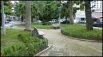 Obras de revitalização do Largo Benjamin Constant estão em ritmo avançado