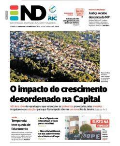 O impacto do crescimento desordenado na Capital
