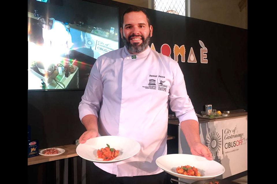 "Concurso internacional ""Gastronomic Made in Italy"""