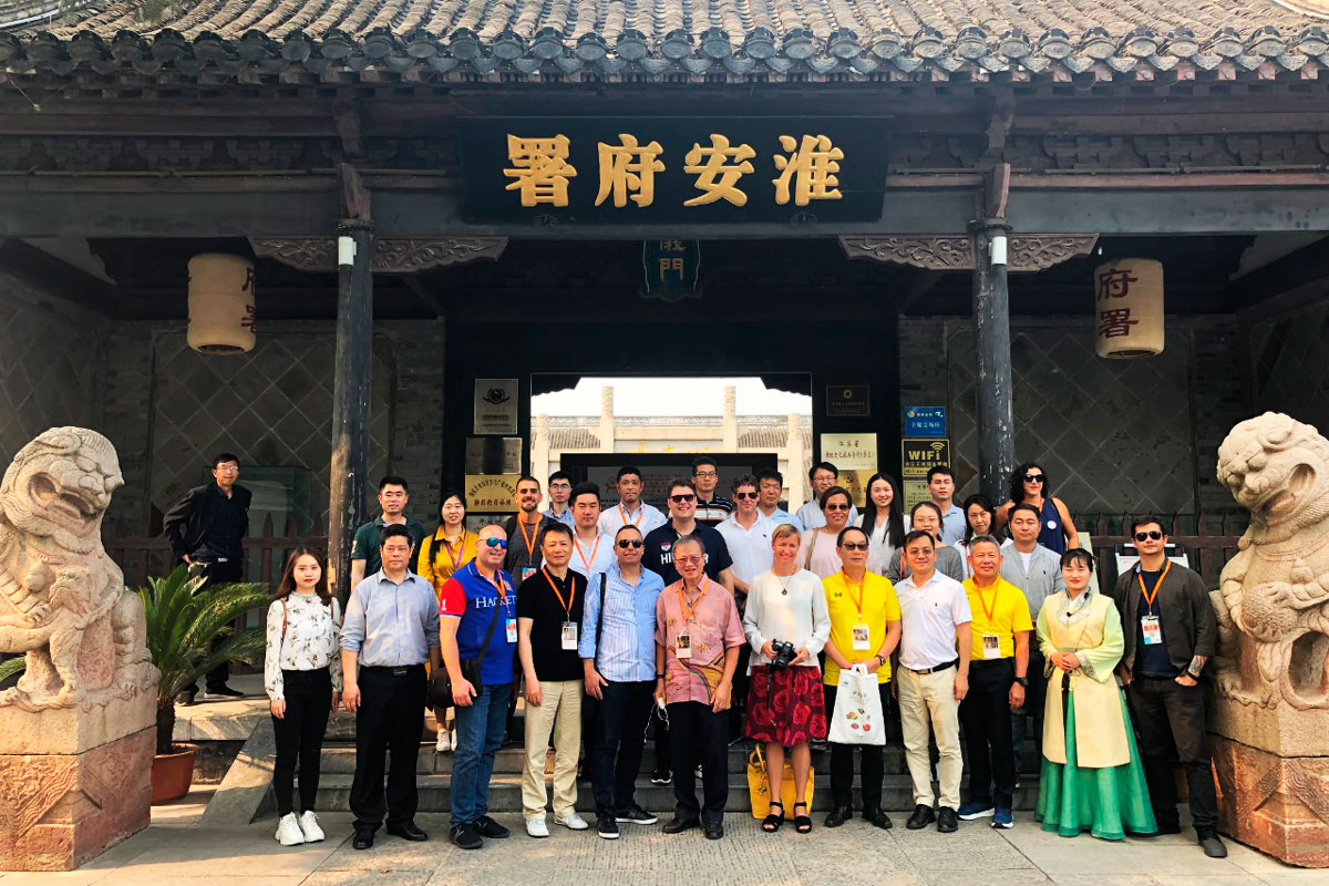 Florianópolis participa de encontro de gastronomia na China