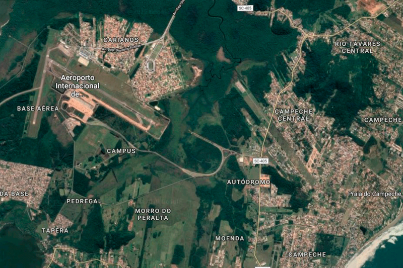 Workshop para planejamento do entorno do aeroporto Hercílio Luz