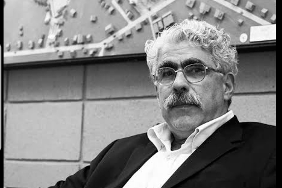 Nota de falecimento do arquiteto e urbanista André Schmitt